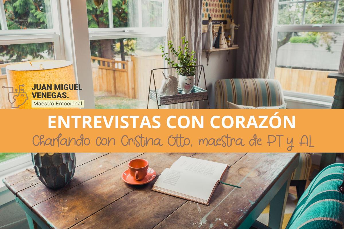 entrevista Cristina Otto