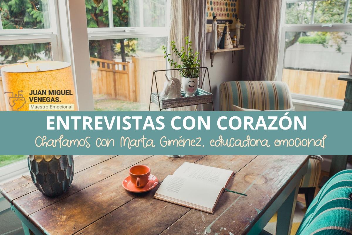 Entrevista Marta Giménez