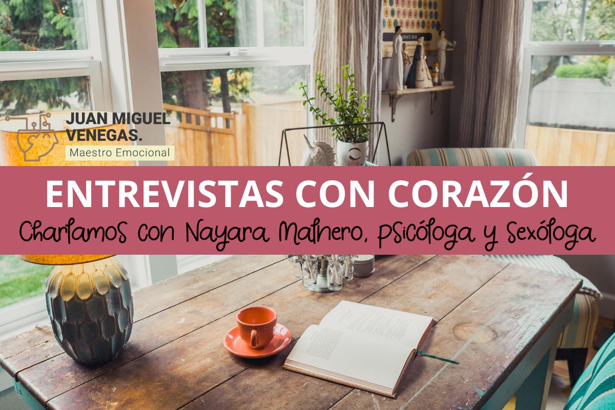 Entrevista a Nayara Malnero