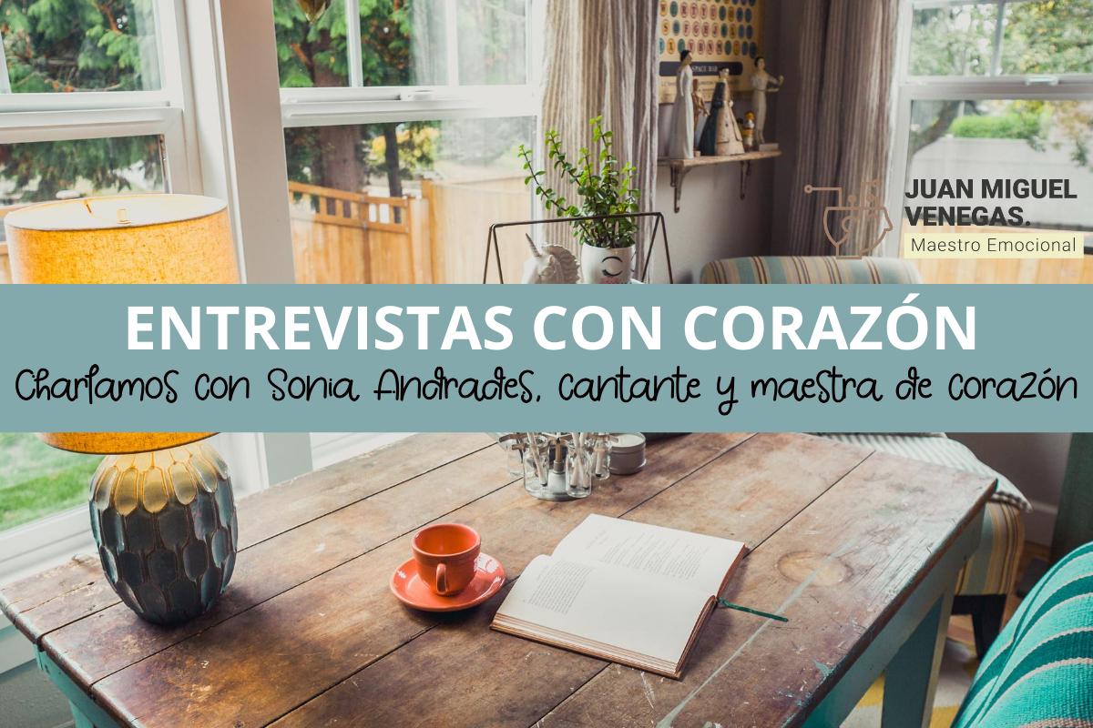 Entrevista a Sonia Andrades