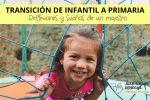 transición de educación infantil a primaria