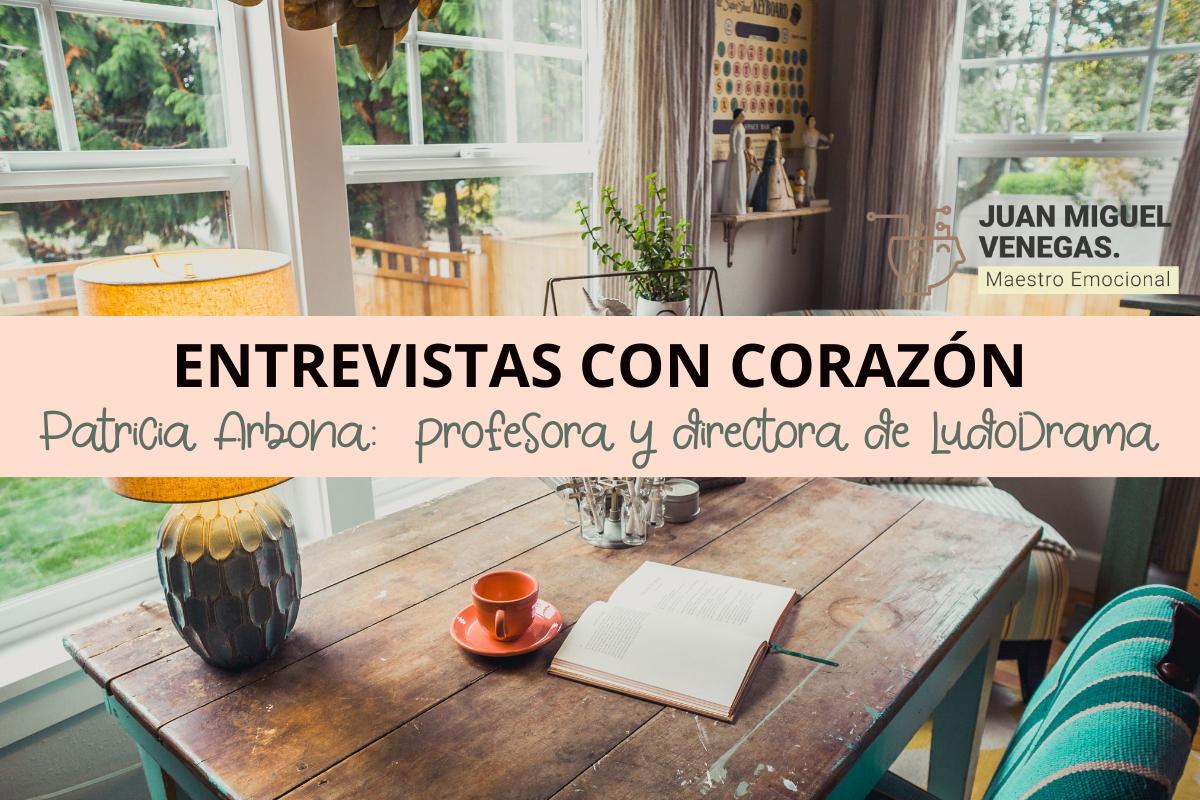 Entrevista Patricia Arbona