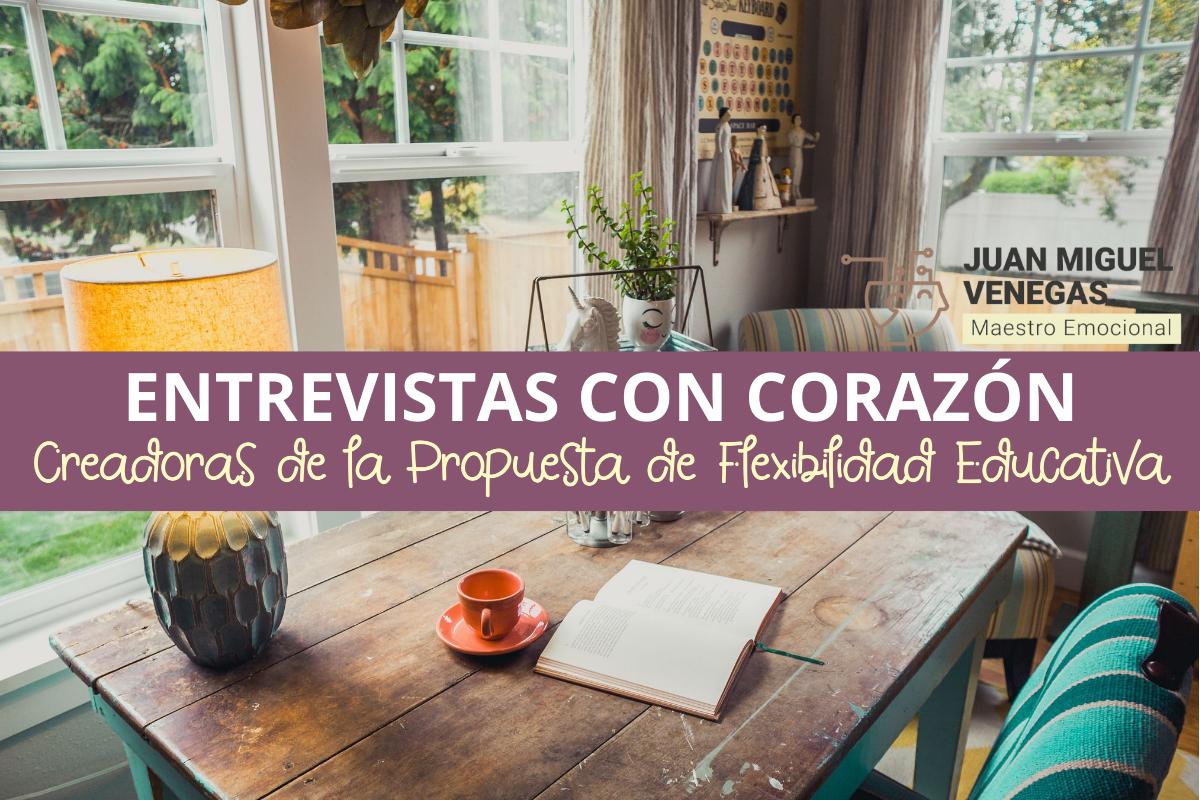 entrevista propuesta flexibilidad educativa