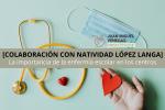 Natividad López y enfermería escolar