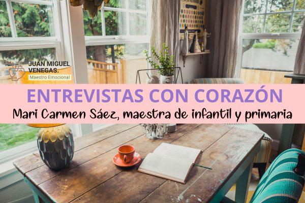 entrevista mari carmen sáez